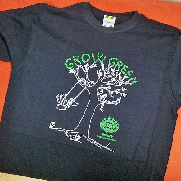 CISV T-shirt