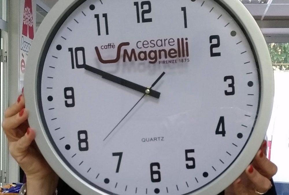 Caffè Magnelli t-shirt e orologi