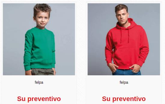 Abbigliamento scuola