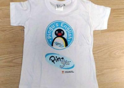 Cliente: Pingu's English